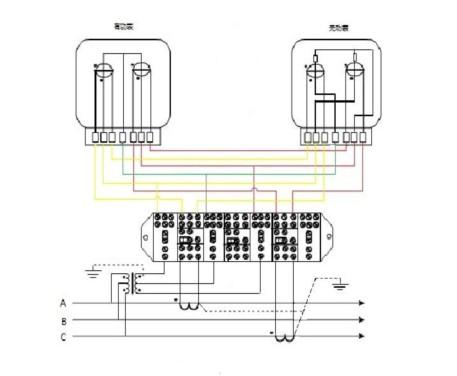 > 新闻中心           高压计量箱电压互感器做v/v形接线